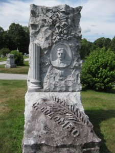 Hope Cemetery Barre, Vermont, close to West Hill House B&B