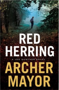 Red Herring - a mystery by Archer Mayor