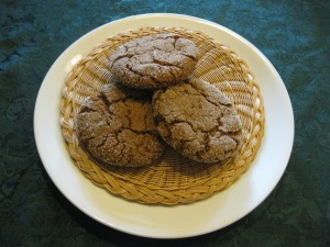 Soft Ginger Cookies 1