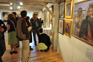 16th Annual Big Red Barn Art Show