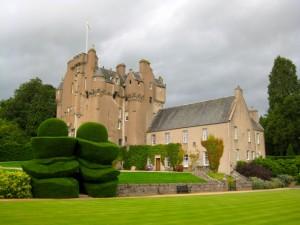 Crathie Castle