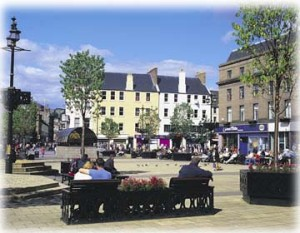 Dundee City Center