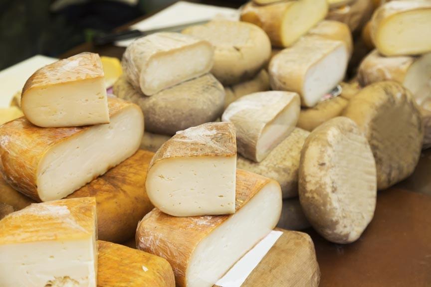 Vermont Cheese Trail