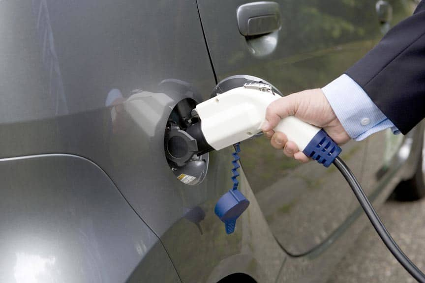 West Hill House B&B has 4 EV charger stations for your electric car!
