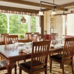 Dining Room at WestHill House