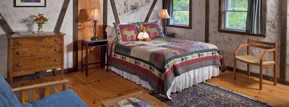 Logan Suite Bedroom more