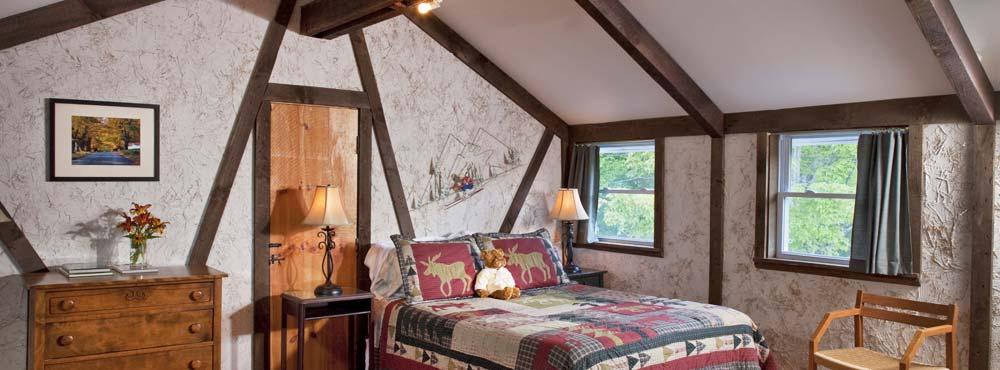 Logan Suite bedroom