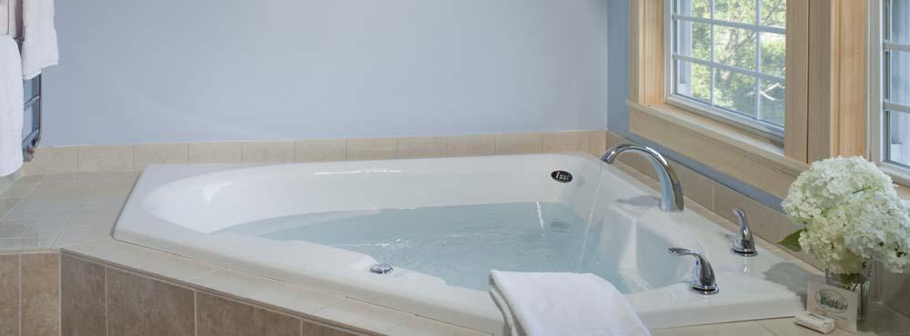 Logan Suite Double Air Tub