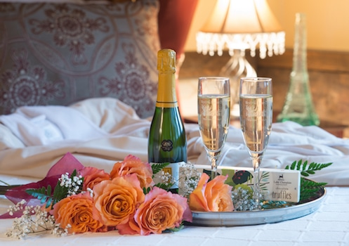 Luxurious pampering package