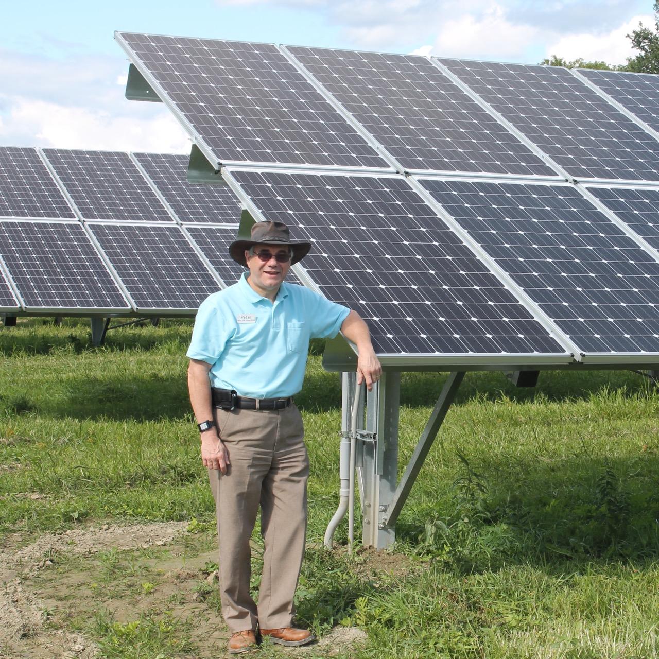 solar powered green hotel in vermont