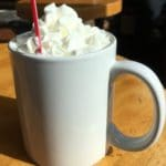 Winter in Vermont Just Keeps Getting More Magical! - Hot chocolate