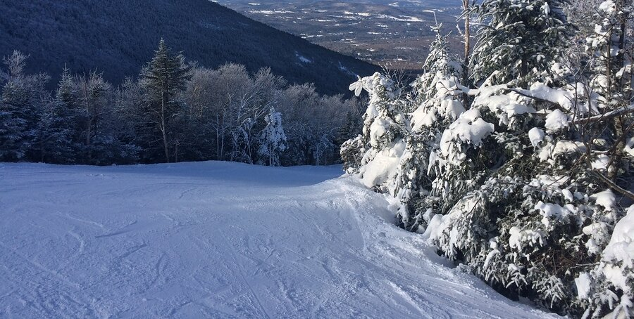 Vermont Skiing at Mad River Glen Near our Bed and Breakfast