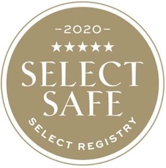 Select Registry Select Safe logo